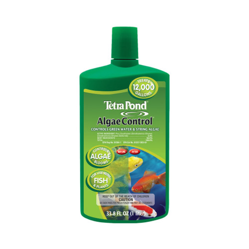TP77189 Algae Control Treats 12,000 Gallons, 33.8 Ounce Bottle