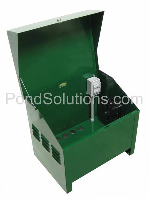 SCSC22F1 Standard Locking Cabinet's 115v Fan Installed - Cabinet Sold Separately