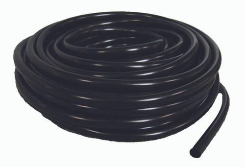 Black Vinyl Tubing