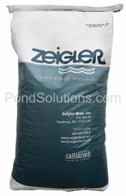 "SCFD316 Zeigler Game Fish Food, 44 Lbs. Bag,  3/16"" Pellet Size"