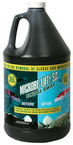 ECLMLXSAG4 Sludge Away, Liquid,  Gallon