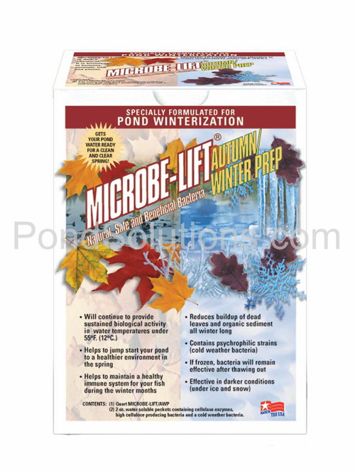 SCMLAK Autumn Prep Pond Bacteria - Gallon