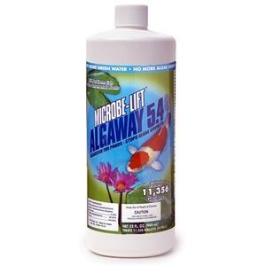 Algaway 5.4, 32 Ounces - Eliminates String Algae, EPA Registered