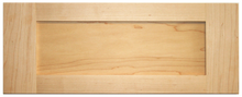 Maple Shaker Drawer Front