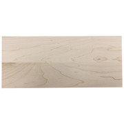 Solid Slab Drawer Front - Paint Grade Maple