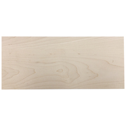Stain Grade Maple Solid Slab Drawer Front