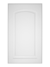 Raised Panel with Arch Painted Door