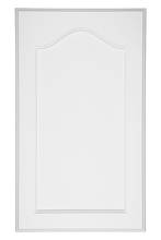 Flat Panel with Cathedral Primed Door