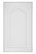 Raised Panel with Cathedral Primed Door
