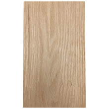Solid Slab Door - Oak