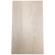 Solid Slab Door - Stain Grade Maple