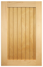 Stained Shaker Beaded Panel - Maple
