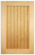 Shaker Beaded Panel Doors - Cherry