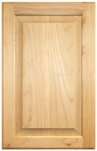 Stained Raised Panel Doors - Oak