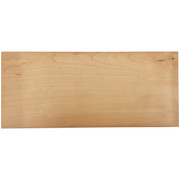 Stained Solid Slab Drawer Front - Cherry