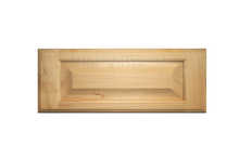 Stained 5-Piece Raised Panel Drawer Fronts - Maple