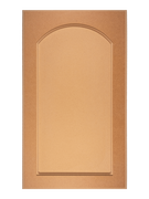 MDF Flat Panel With Arch Door