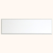 MDF Solid Slab Drawer Front - Painted