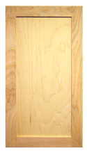Oak Unfinished Shaker Door