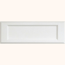MDF Flat Panel Drawer Front - Painted