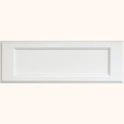 MDF Flat Panel Drawer Front Primed