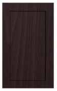 Thermofoil Shaker Doors - Brazilian Walnut