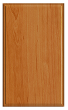 Thermofoil Solid Slab Doors - Pearwood