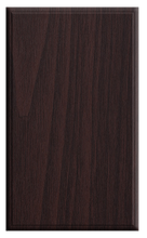 Thermofoil Solid Slab Doors - Brazilian Walnut