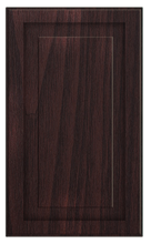 Thermofoil Raised Panel Doors -  Brazilian Walnut