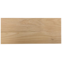 Solid Slab Drawer Front - Superior Alder