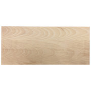 Solid Slab Drawer Front - Birch
