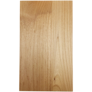 Stained Solid Slab Door - Superior Alder