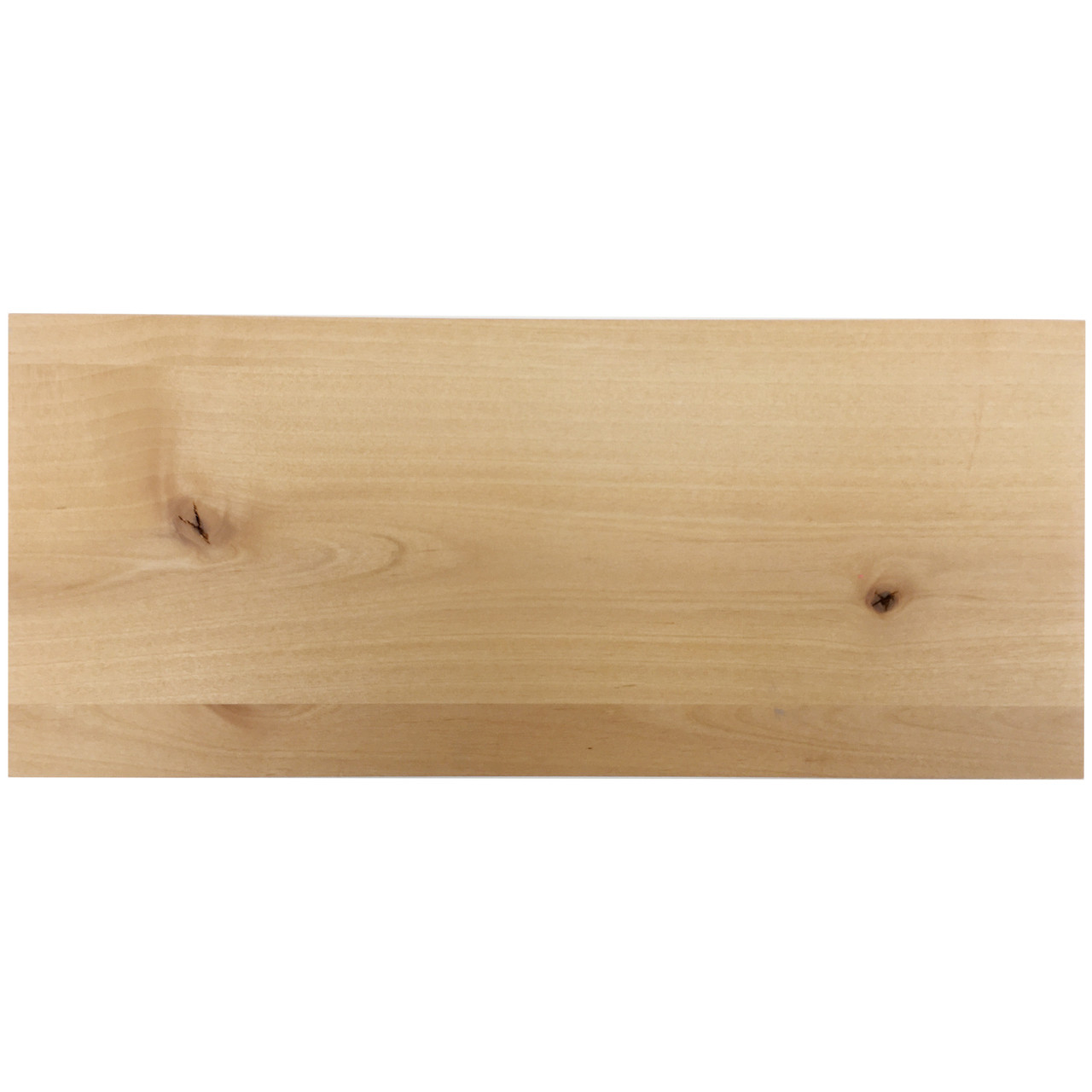 Knotty White Oak Cabinets: Stained Solid Slab Drawer Front Knotty Alder