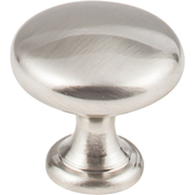 Madison Cabinet Knob - Satin Nickel
