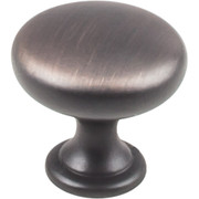 Madison Cabinet Knob - Brushed Oil Rubbed Bronze