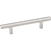 "Naples Cabinet Pull, 3"" Center to Center, Satin Nickel Finish"