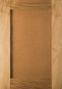 Shaker Maple w MDF Panel Door