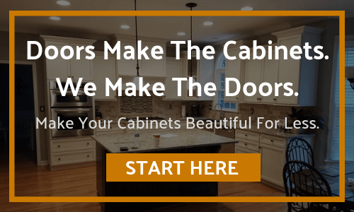 Doors Make The Cabinets. We Make The Doors.