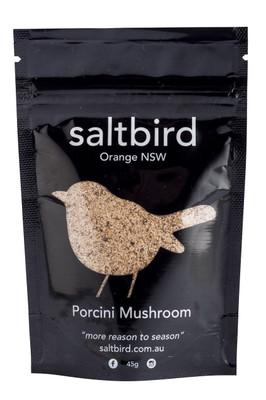 Saltbird | Porcini Mushroom Flavoured Salt