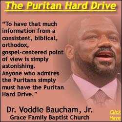 Dr. Voddie Baucham, Jr. Recommends the Puritan Hard Drive