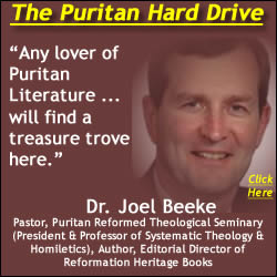 Dr. Joel Beeke Recommends the Puritan Hard Drive