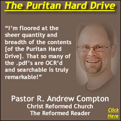 Pastor R. Andrew Compton Recommends the Puritan Hard Drive
