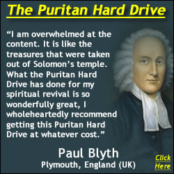 Paul Blyth Recommends the Puritan Hard Drive