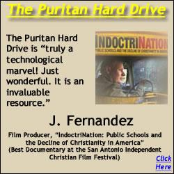 Joaquin Fernandez Recommends the Puritan Hard Drive