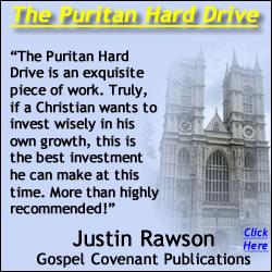 Justin Rawson Recommends the Puritan Hard Drive