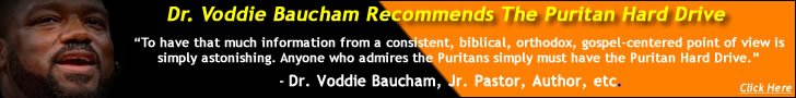 Dr. Voddie Baucham Recommends the Puritan Hard Drive