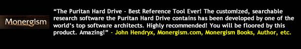 John Hendryx on the Puritan Hard Drive