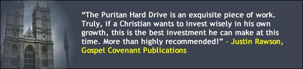 Justin Rawson on the Puritan Hard Drive