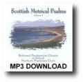 Scottish Metrical Psalms  (Volume 4 in a Single Digital Download) A Cappella Psalm Singing From The 1650 Scottish Metrical Psalter (Psalms of David in Metre) by the Reformed Presbyterian Church of Ireland Northern Presbytery Choir