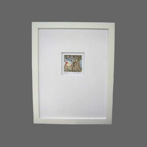 Simple White Picture Frame-Print DEcor Melbourne